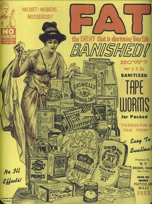 Tapeworm Diet Pills