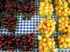 Larian & Rainier Cherries