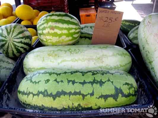 Impressive Melons