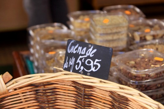 Paris Farmers Market Update