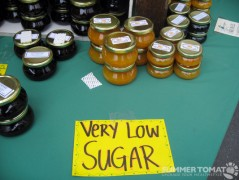Very Low Sugar Jam
