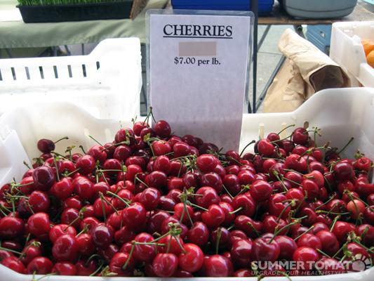 First Cherries