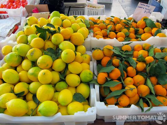 Autumn Citrus
