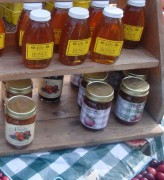 Honey and Apple Butter