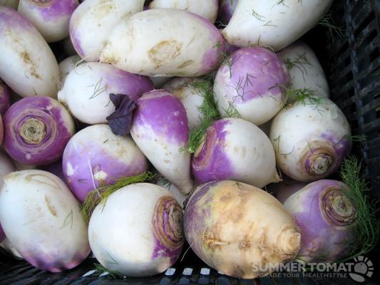 Beautiful Turnips