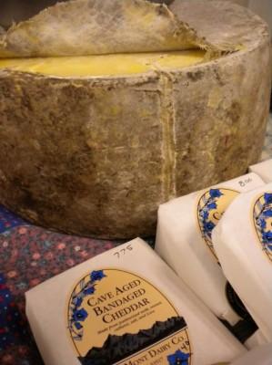 Bleu Mont Dairy Cheese