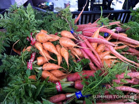 Thumbalina Carrots