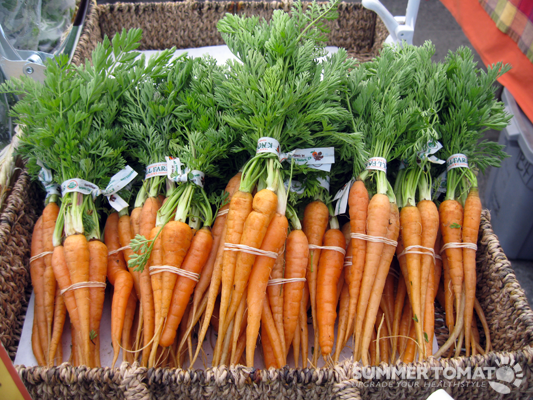 Real Baby Carrots