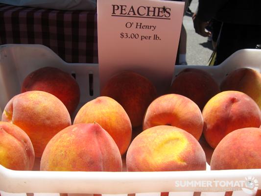 O'Henry Peaches