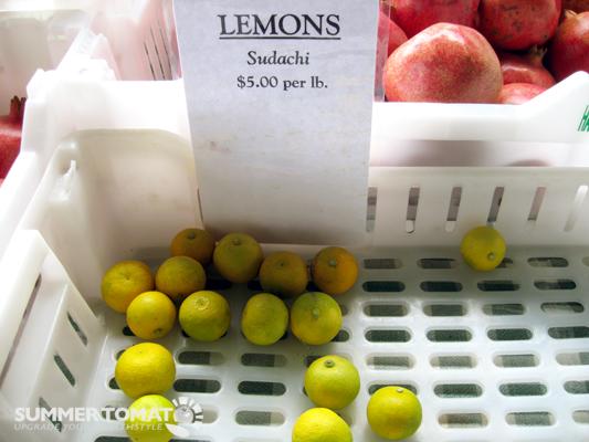 Sudachi Lemons