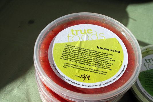 True Foods Salsa