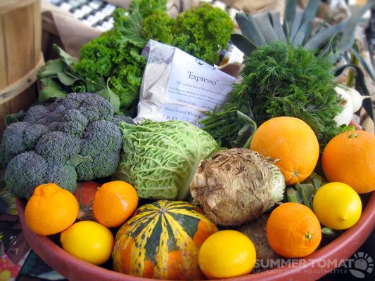 Winter Produce