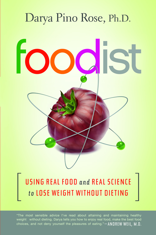 FOODIST: My New Book Now Available for Pre-Order