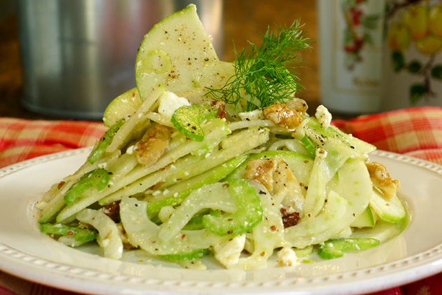 pear parmesan salad pear fennel salad pear and fennel salad this apple ...