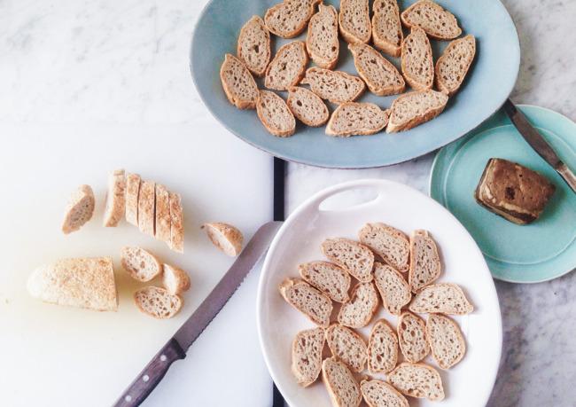 Gluten-Free Girl's baguettes