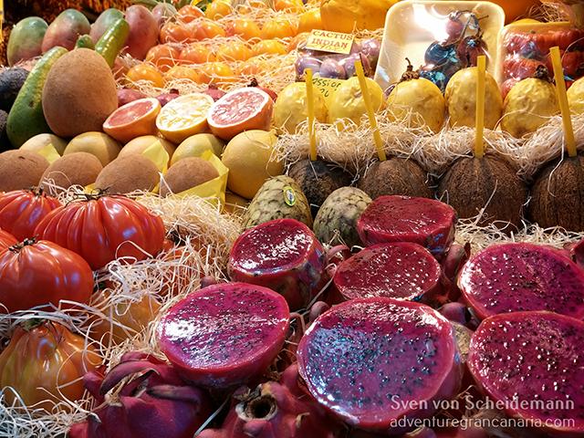 Fruteria mercado vegueta